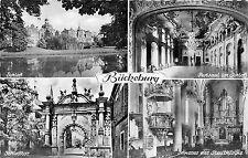 Bg23114 buckeburg multi views germany Cpsm 14x9cm