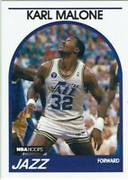 Cartes à Collectionner Carte NBA Hoops 1989 Karl Malone