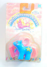 Vintage My Little Pony ~*RARE Bedtime Newborn Baby Stargaze MOC NOS NRFP MIB!*~