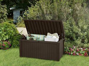 Keter Borneo Brown Outdoor Storage Box
