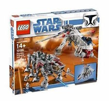 LEGO Star Wars   REPUBLIC  DROPSHIP  WITH  AT-OT    (#10195)  Brand New In Box
