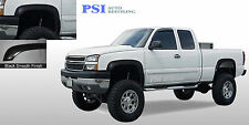 BLACK PAINTABLE Rugged Fender Flares 1999-2006 Chevrolet GMC 1500 2500 3500