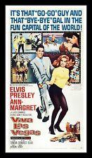 VIVA LAS VEGAS * CineMasterpieces ELVIS PRESLEY ANN MARGRET MOVIE POSTER 1964