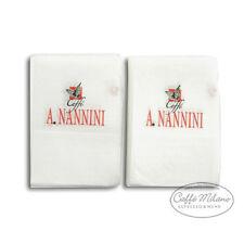 Nannini Servietten Papierservietten 250 Stück - Caffe Milano