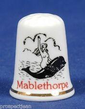 Mabelthorpe Lincs China Thimble B/95