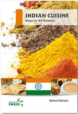 INDIAN CUISINE recipes for Thermomix TM5 TM31 TM21 Kochstudio-Engel in English