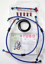 KIT FRENTUBO TUBI FRENO SUZUKI GSX 750 NAKED 98-03 TIPO 3