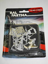 REAVERS : SLAVERS!!  Ral Partha Miniature 02-201!!  New+Sealed!!