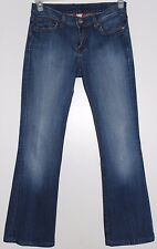 Women's Lucky Brand Sweet 'N Low Medium Blue Wash Denim Jeans Size 4/27