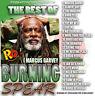 THE BEST OF BURNING SPEAR (marcus garvey