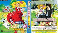 ANIME DVD~Candy Candy(1-115End)English subtitle&All region FREE SHIPPING