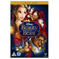 Beauty And The Beast (DVD 2010 2-Disc) Brand New Sealed Walt Disney R2