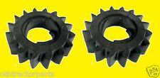 2 Briggs & Stratton Starter Drive Gear 16 Tooth 280104, 693059 695708, 693058
