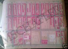 1907 PARK SLOPE WASHINGTON PARK BROOKLYN DODGERS ATLAS MAP G.W. BROMLEY