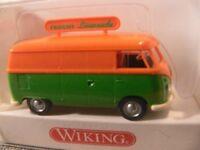 1/87 Wiking VW T1 Kasten mit Werbedachschild Frucht Limonade 797 01
