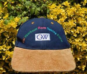 VINTAGE Gai Waterhouse Horse Training Stables Star Thoroughbreds Sporty Cap