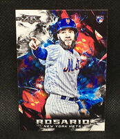 2018 TOPPS FIRE AMED ROSARIO RC New York Mets Rookie #63