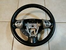 2008 2009 2010 2011 2012 2013 2014 MITSUBISHI LANCER GTS LEATHER STEERING WHEEL