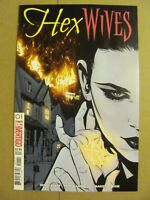 Hex Wives #1 Vertigo DC 2018 Series 1st Print 9.6 Near Mint+