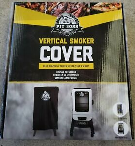 Pit Boss Grills 73322 Vertical Electric Smoker Cover, Black. - NEW