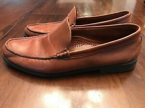 Lopez Taibo Slip On Quality Leather Shoes~sz 45 11.5 US~Buenos Aires, Argentina