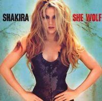 Shakira She wolf (2009) [CD]