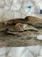 Handmade Size 7 Sterling Silver Ring