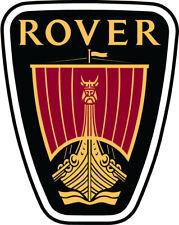 "Land Rover retro sticker decal 4"" x 5"""