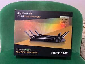 Nighthawk X6 R8000 AC3200