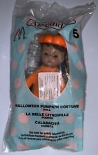 "Madame Alexander #5 Halloween Pumpkin Costume 5"" Doll 2003 McDonalds New"