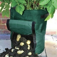 Potato Planter Garden Plant Wall Hanging Seedling Open Style Planting Bag