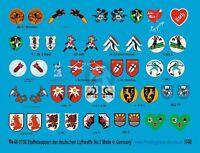 Peddinghaus 1//48 Stuka-Geschwader Dive Bomber Wing WWII Squadron Unit Codes 1666