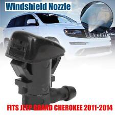 Windshield Washer Water Nozzle Wiper Spray fit for 2011-2014 Jeep Grand Cherokee
