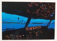 Munich Airport (Flughafen Munchen) Postcard (Airport Issue)