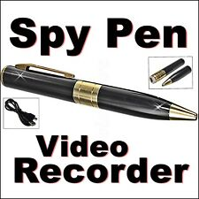 Spy Camera Pen Video Recorder Device Hidden Microphone Security