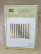 Stampin Up!  Sizzix Big Shot - NEW - Argyle