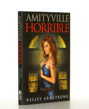 Kelley Armstrong Amityville Horrible Subterranean Press Signed Limited Edition