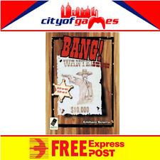 Bang! 4th Edition Card Game New Free Express Post