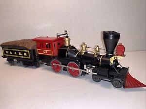 """Lionel  """"The General"""" 4-4-0 #6-8701 Steam Locomotive Big O Gauge"""