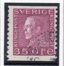 Sweden 1921-38 Early Issue Fine Used 35ore. 026743