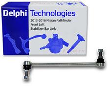 Delphi Front Left Stabilizer Bar Link for 2013-2016 Nissan Pathfinder - tc