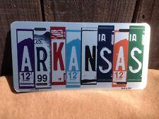 Arkansas License Plate Art Wholesale Novelty Bar Wall Decor