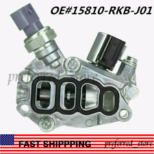 NEW For Honda ODYSSEY 2005-2007 15810-RKB-J01 VTEC Solenoid Spool Valve W/Gasket