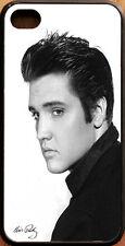 Nueva Funda de teléfono de Elvis Presley se ajusta IPHONE 4 4S 5 5S 5C 6 Gratis P&P Calidad Superior