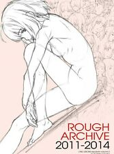ROUGH ARCHIVE 2011-2014 ONE VISIONS Tanaka Kunihiko illustration
