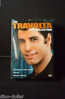 The Travolta DVD Collection (3-Disc Set, Region 1)