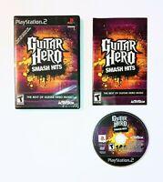 Guitar Hero: Smash Hits for Sony PlayStation 2 PS2 CIB Video Game