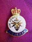 British UK Armed Forces Veterans Military Lapel Pin Badge ARMY,SAS,RAF,RN,RM,SBS