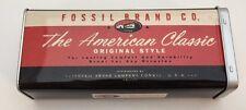 Fossil Brand American Classic Eyeglasses Sunglasses Hard Storage Case New