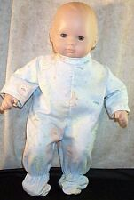 """Doll Clothes Baby Made 2 Fit American Girl 15"""" in Boy Twins Pajamas Stick Monkey"""